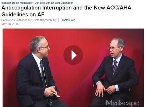 Managing Anticoagulation Interruptions | Heart and Vascular Health | Scoop.it