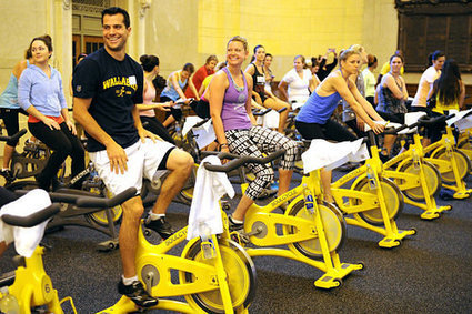 Spin Class Invasion: Here Come the BroCyclers | S-o-u-l--C-y-c-l-i-n-g | Scoop.it