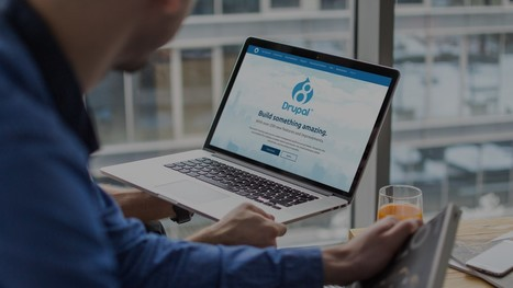 Drupal 8: Why It's The Top Choice For Your Website | Web Design | Scoop.it