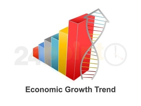 Economic Growth Trends - Fully Editable in PowerPoint | Technology marketing | Scoop.it