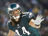 Riley Cooper 'loves' Eagles' offense, wants to re-sign | Fantasy Football | Scoop.it