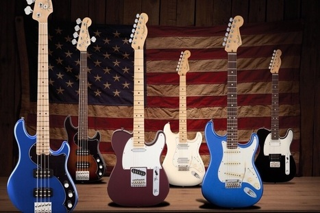 Fender expands the American Standard Series | Stratocaster | Scoop.it