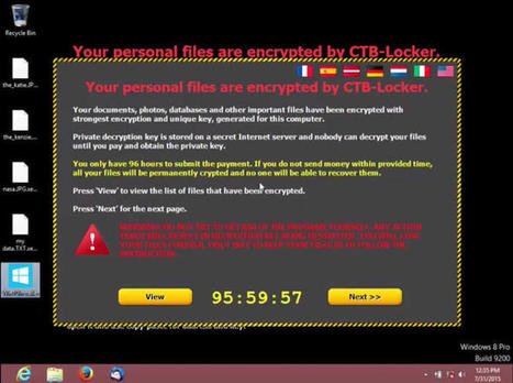 Ransomware is now the biggest cybersecurity threat | Criminology, Forensic Science, Criminal Offending and Rehabilitation | Scoop.it