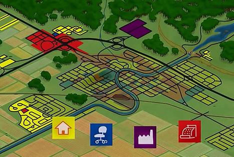 Animation : Comprendre l'étalement urbain et ses enjeux de développement durable - SagaCite.org | What tool to use for your final project in ESL classes. | Scoop.it