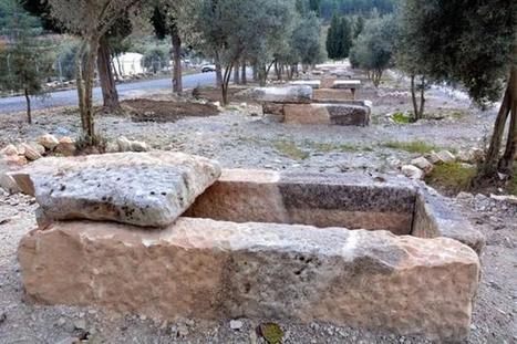 Turquía: Estratonicea exhibe 12 tumbas de gladiadores descubiertas en la antigua ciudad | LVDVS CHIRONIS 3.0 | Scoop.it