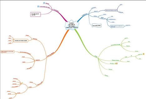 Outils et sources pour une veille documentaire [Carte Mentale] | Brotonne | Scoop.it