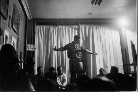Spoken Word: American poets of the 1960s | All things Sixties | Scoop.it
