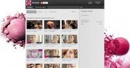 Bourgeois poste des tutoriaux de maquillage sur sa chaîne Youtube : Veille du Brand Content | marques & social media | Scoop.it