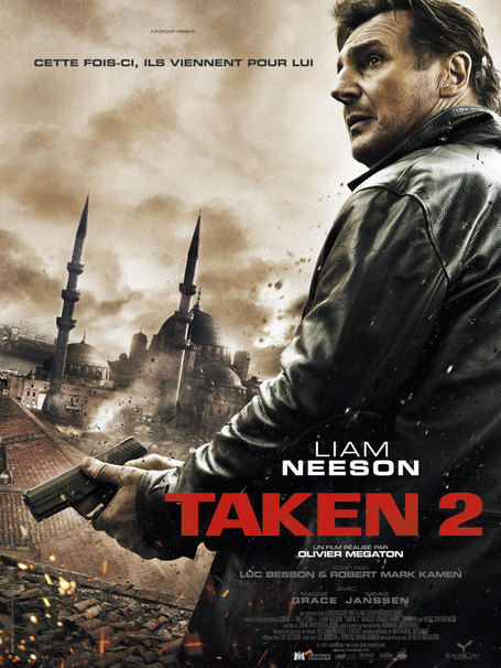 Taken 2 2012 movie