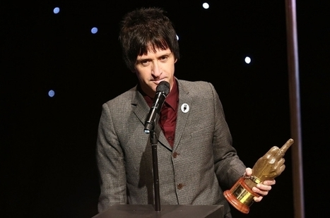 Rolling Stones, the Killers, Johnny Marr Among 2013 NME Awards Winners... | ...Music Artist Breaking News... | Scoop.it