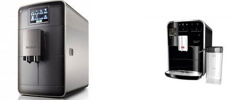 Duel de cafetières automatiques avec broyeur : Panasonic NC-ZA1 vs Melitta Caffeo Barista T | Machines a cafe | Scoop.it