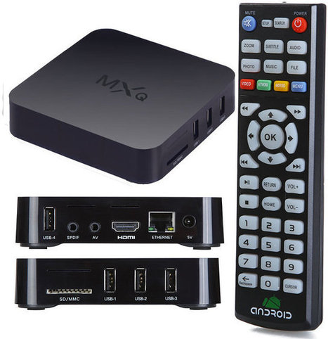 Eny Technology Introduces EM6Q-MXQ Android STB Based on Amlogic S805 SoC | XBMC | Scoop.it