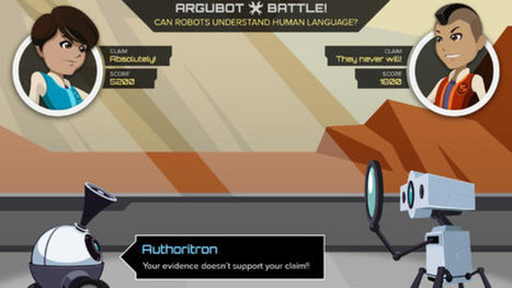 GlassLab develops game that teaches kids reasoned thinking | Just ICT | Scoop.it