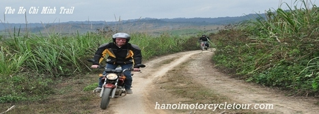 VIETNAM MOTORBIKE TOUR HANOI- Motorcycle Tours North Vietnam | Vietnam Motorbike Tour Expert | Scoop.it