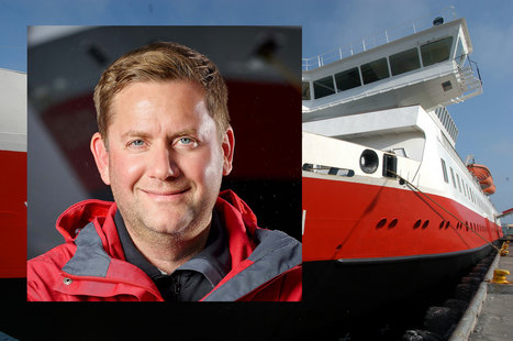Hurtigruten CEO calls for size limit on Arctic cruise vessels | Oceans and Wildlife | Scoop.it