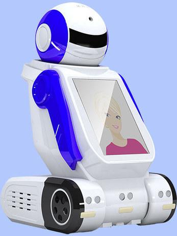 Reeman Playmate is a Robot for Kids Based on Rockchip RK3288 SoC | Raspberry Pi | Scoop.it