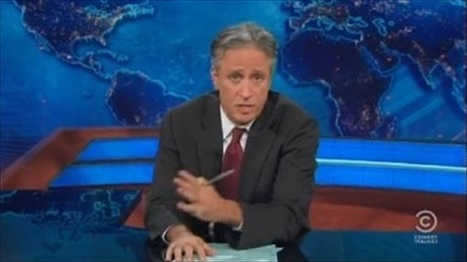 Stewart: Republican diplomacy 'is like a glory h*le: Just stick it in and you worry about the consequences later' | Daily Crew | Scoop.it