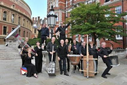 An orchestra with instruments made entirely from rubbish – Unconsumption | BASIC VOWELS | Scoop.it