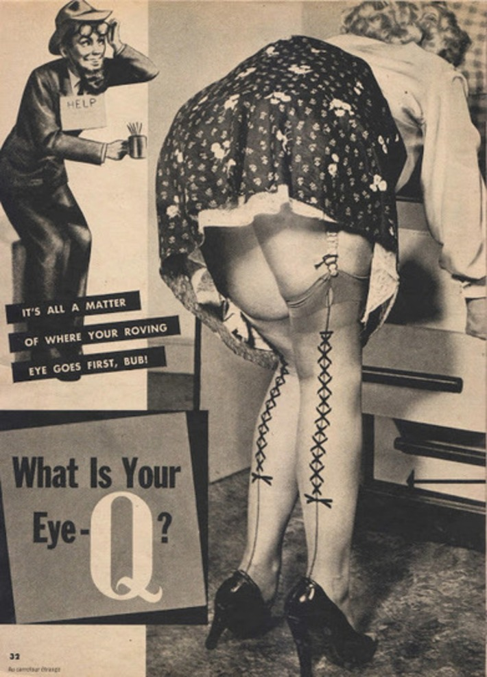 What Is Your Eye-Q? | Lingerie Love | Scoop.it