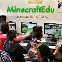 My Tricks for Using Minecraft to Motivate Your Class | Linking Literacy & Learning: Research, Reflection, and Practice | Scoop.it