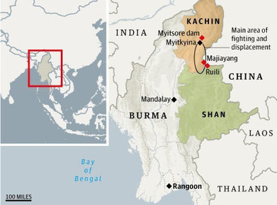 Burma's military junta accused of torturing and killing ethnic rebels | Coveting Freedom | Scoop.it