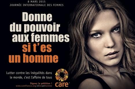 Ambassadeurs pour l'ONG CARE France Léa Seydoux et Vincent ... - Paris Match | Relations publiques online | Scoop.it