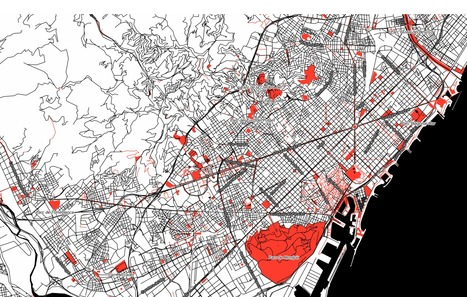 Map - Benjamin Golder : contemporary urban design | URBANmedias | Scoop.it