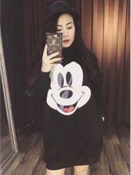 Đầm thun Mickey | thucuoi87 | Scoop.it