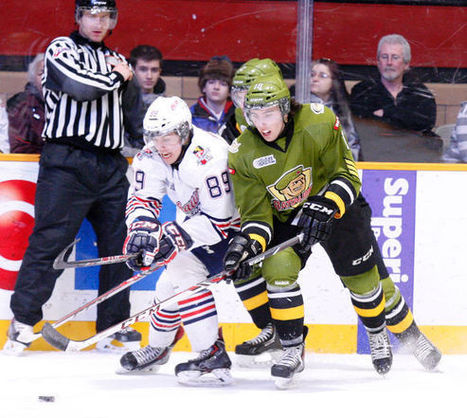 Appleby takes bite out of Battalion | Media Relations Case Study: North Bay Battalion | Scoop.it