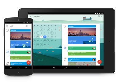 Android-käyttäjä, kokeile älykkäämpää kalenteria ja monipuolisempaa sähköpostia | Android tools and news | Scoop.it