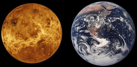 A tale of two planets | EarthEnergy | Scoop.it