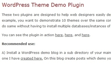 12 WordPress Plugins for Theme Development | Vandelay Design Blog | Web Design | Scoop.it