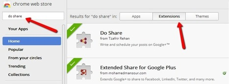 How To Schedule Google Plus Posts   Social Media Tips   Scoop.it