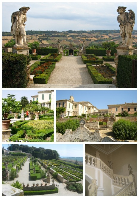 Villa giardino Buonaccorsi: Now You Can Live Here!!! | Hideaway Le Marche | Scoop.it