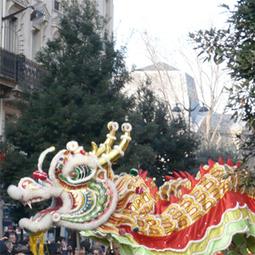 Nouvel An chinois 2013: Tous les défilés à Paris - Evous | Paris pepites | Scoop.it