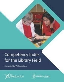 Competency Index for the Library Field | Library instruction | Scoop.it