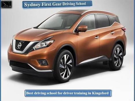 Driving Lessons in Kingsford | Sydney First Gear Driving School | Scoop.it