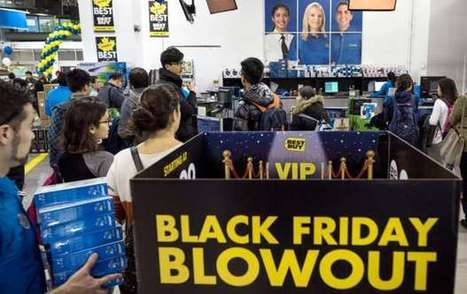 Black Friday was a good – not great – start to holiday shopping season | Canadian Retail Update | Scoop.it