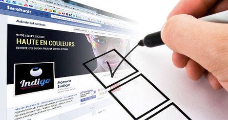 Les bonnes pratiques pour votre page Facebook | Webmarketing Reseaux Sociaux Community Manager SEO et E-Réputation | Suivez nous en live sur Twitter @agenceindigo | Scoop.it