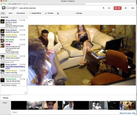 Using Google Plus & Hangouts for SEO + social signals | BlueReach | Marketing - SEO, Website Design, & Social Media | Online Marketing Resources | Scoop.it