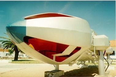 Space 1999 Catacombs: Eagle in Sines, Portugal | VI Geek Zone (GZ) | Scoop.it