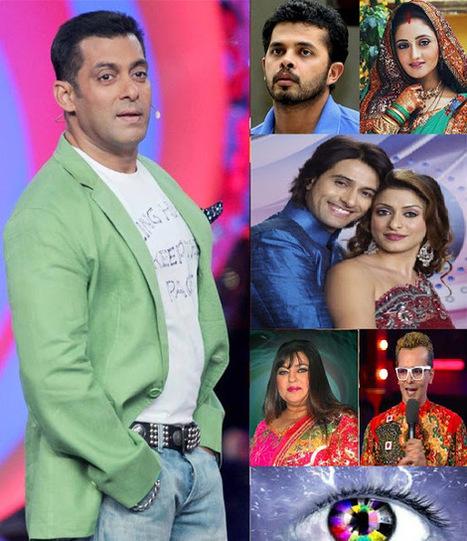 Controversial Celebrities who might Enter in Bigg Boss 7 Season | BIGG BOSS Saath 7 News, Episodes, Photos | Scoop.it