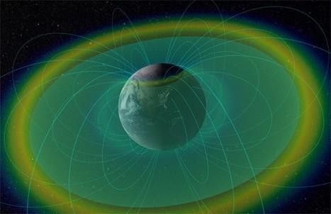 Cientistas descobrem barreira que protege Terra de radiações - Globo.com | Science, Technology and Society | Scoop.it