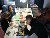 Dimanche 11 mai 2014 – «Atelier cailloux» au Centre de Recherche archéologique à Spiennes | Mégalithismes | Scoop.it