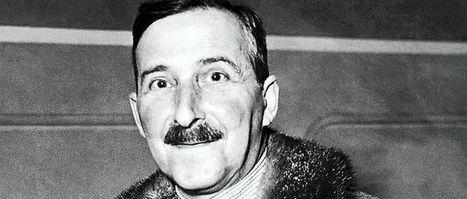Une partie de la correspondance de Stefan Zweig mise aux enchères | livres allemands -  littérature allemande - livres sur l'Allemagne | Scoop.it