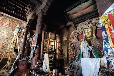 Nepal: Restoring the ancient murals of Mustang - Baltic Review | Conservation science news | Scoop.it