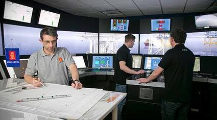 New DP Course Reduces Sea Time Training Requirement | Simulation Ready Workforce | Scoop.it