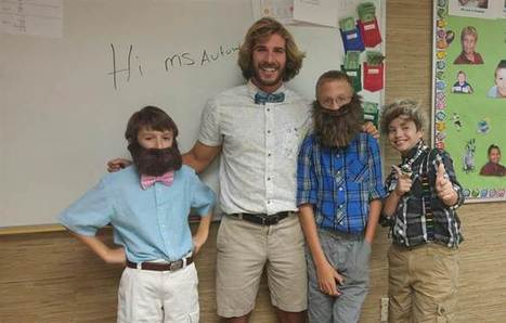 This teacher's daily 10-minute lesson will last his students a lifetime | Kickin' Kickers | Scoop.it