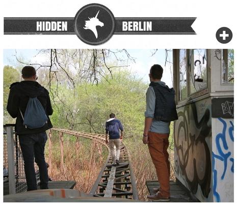 Parc d'attractions abandonné à Berlin: Spreepark photos visite guidée   Voyage   Scoop.it