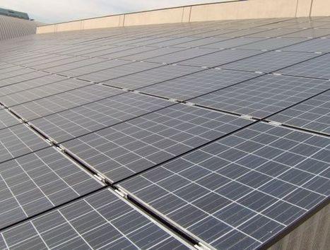 Completato a Rimini Fiera un impianto fotovoltaico in grid parity - Infobuild energia   Pulizia Impianti Fotovoltaici   Scoop.it
